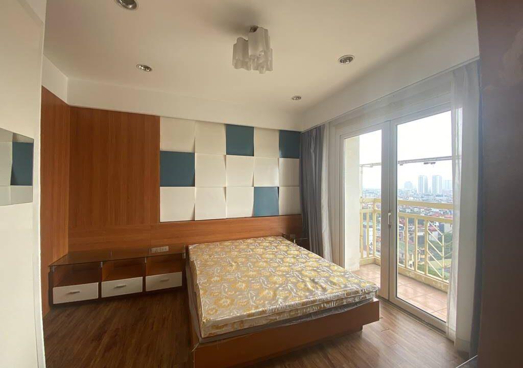 Bán căn hộ 3 phòng ngủ, đồ cơ bản, chung cư G2 Ciputra (9)
