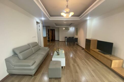 Bán căn hộ 3PN, 123m2, tầng trung, tòa nhà E4 Ciputra (1)