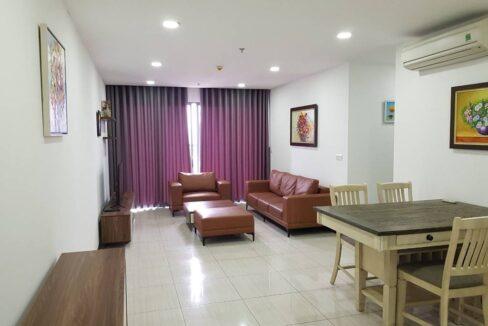Bán căn hộ chung cư tòa N03T4 Ngoại Giao Đoàn, dt 127.9m2, 3 ngủ & 3 vệ sinh (3)