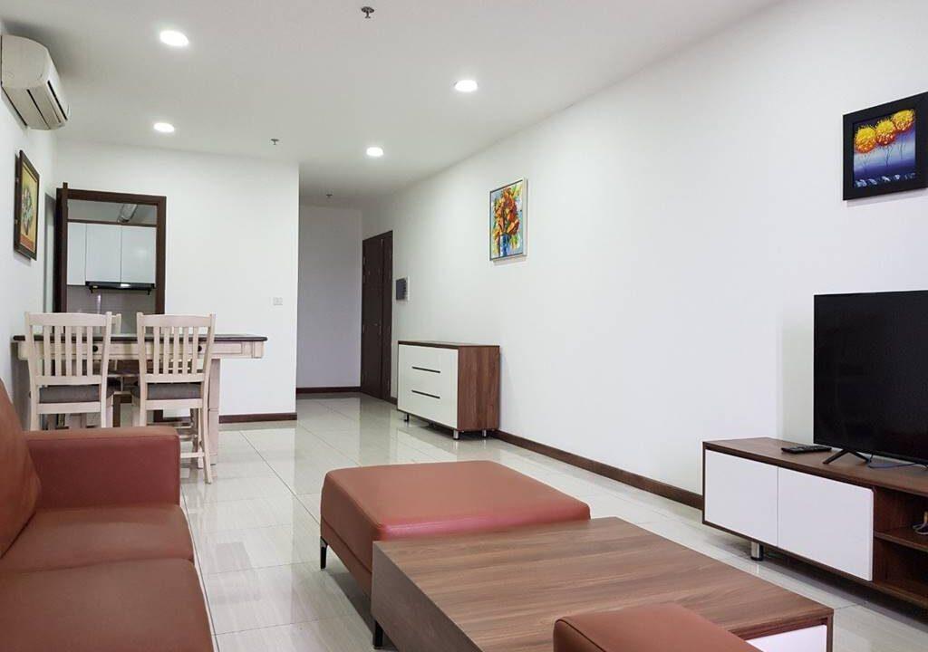 Bán căn hộ chung cư tòa N03T4 Ngoại Giao Đoàn, dt 127.9m2, 3 ngủ & 3 vệ sinh (5)
