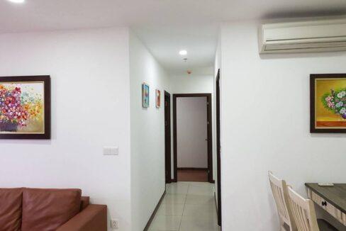 Bán căn hộ chung cư tòa N03T4 Ngoại Giao Đoàn, dt 127.9m2, 3 ngủ & 3 vệ sinh (6)