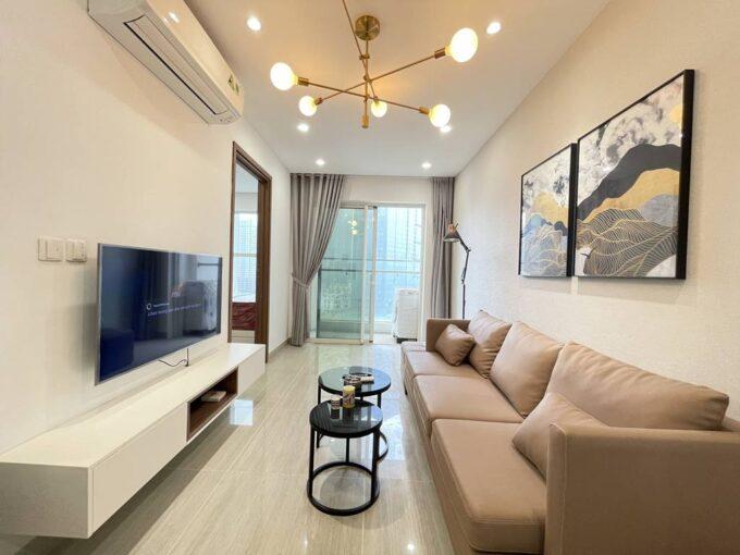 Bán gấp căn hộ giá rẻ tòa L3 Ciputra, full đồ, 58m2, hướng Bắc, 2 ngủ & 1 vệ sinh (1)
