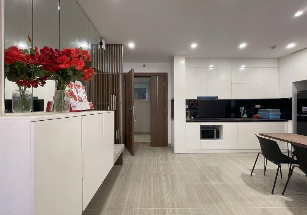 Bán gấp căn hộ giá rẻ tòa L3 Ciputra, full đồ, 58m2, hướng Bắc, 2 ngủ & 1 vệ sinh (2)