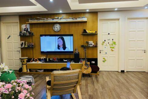 Chung cư E4 Ciputra bán, 153m2, 4 phòng ngủ, nội thất đẹp (2)