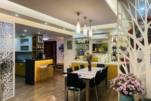 Chung cư E4 Ciputra bán, 153m2, 4 phòng ngủ, nội thất đẹp (4)
