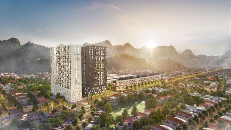 Dự án Apec Diamond Park Lạng Sơn (2)