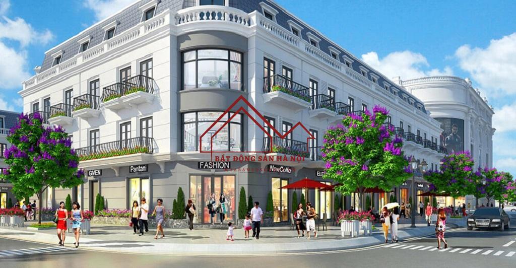 Dự án Vincom Shophouse Vinh - Nghệ An (Hình ảnh minh họa)