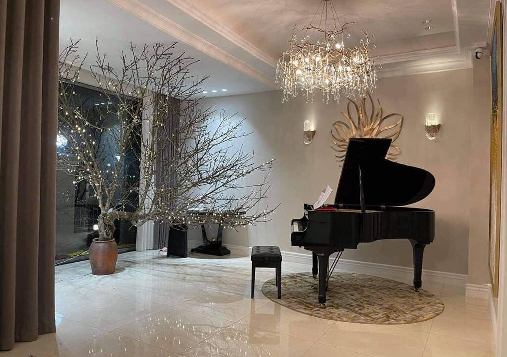 Bán căn biệt thự góc siêu đẹp tại Vinhomes The Harmony (5)