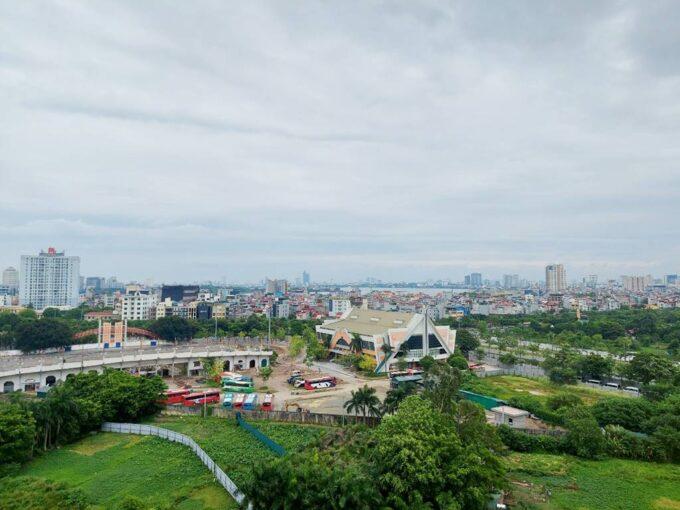 Bán căn hộ N04 T2 Ngoại Giao Đoàn, view hồ Tây, đồ cơ bản (1)