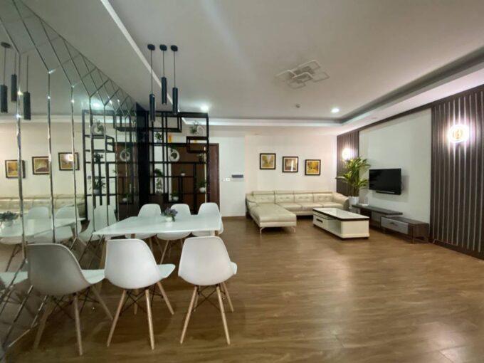 Bán căn hộ tòa N03-T5 Ngoại Giao Đoàn 102m2 - 3PN - 2VS - full nội thất (1)