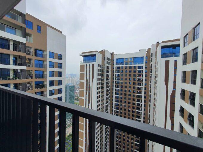 Bán chung cư cao cấp Tây Hồ - Mặt đường Nguyễn Văn Huyên kéo dài (1)