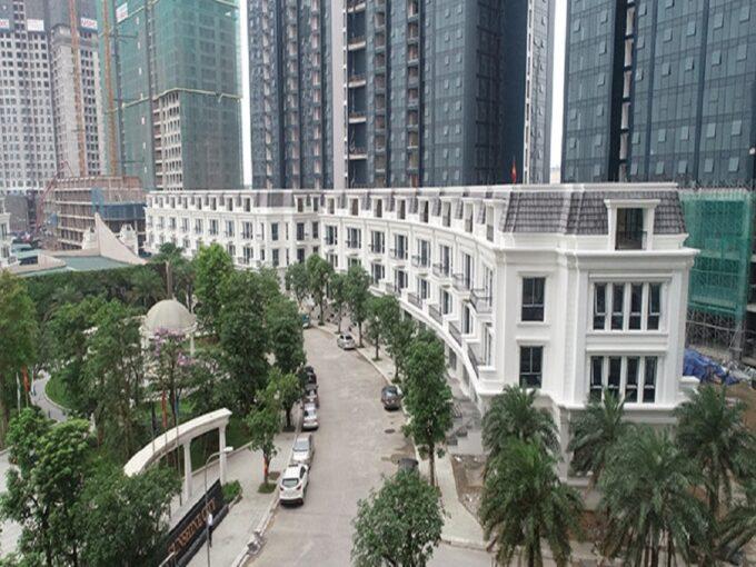 Bán shophouse thấp tầng Sunshine City 167m2 giá 186trm2 rẻ nhất thị trường