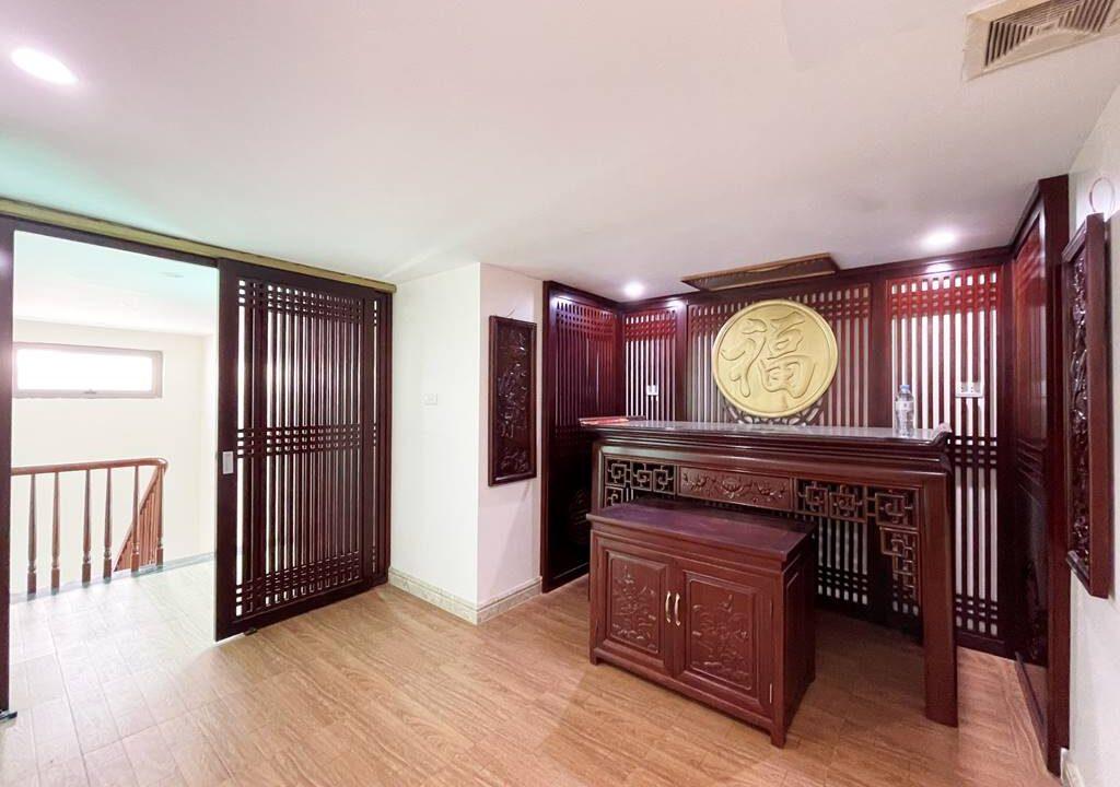 Cho thuê nhà liền kề Vinhomes The Harmony gần hồ điều hòa (10)
