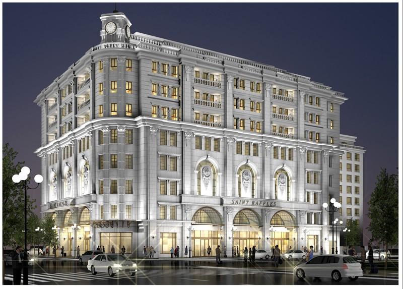 The Grand Hanoi - Masterise Hàng Bài vận hành và quản lý bởi The Ritz Carlton