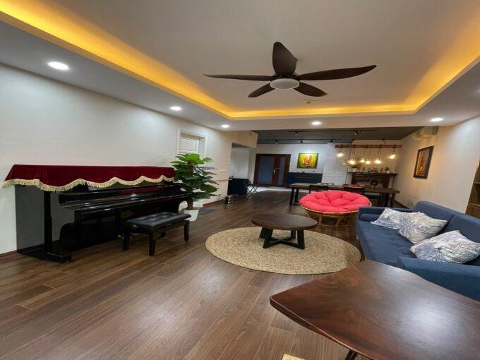Bán chung cư E5 Ciputra, cải tạo mới đẹp, nội thất cao cấp 5 sao (1)