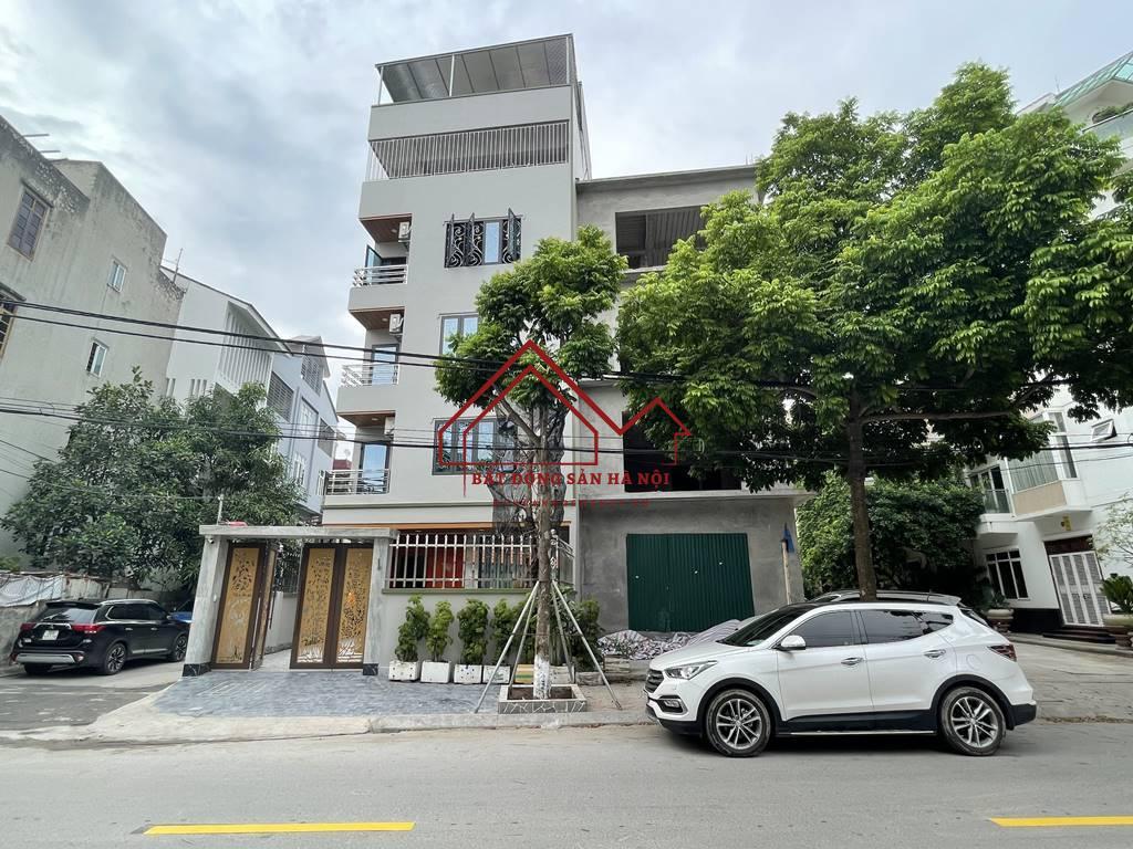Bán nhà Phú Thượng Tây Hồ, ngõ rộng, ô tô đỗ cửa