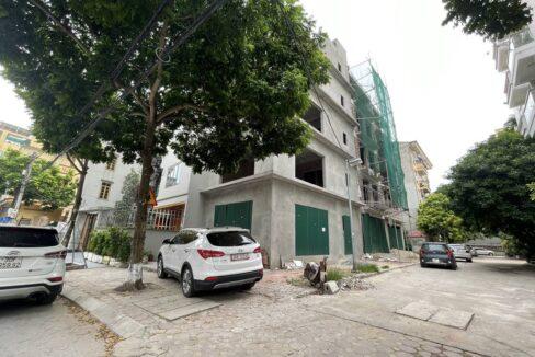 Bán nhà Phú Thượng Tây Hồ, ngõ rộng, ô tô đỗ cửa (4)