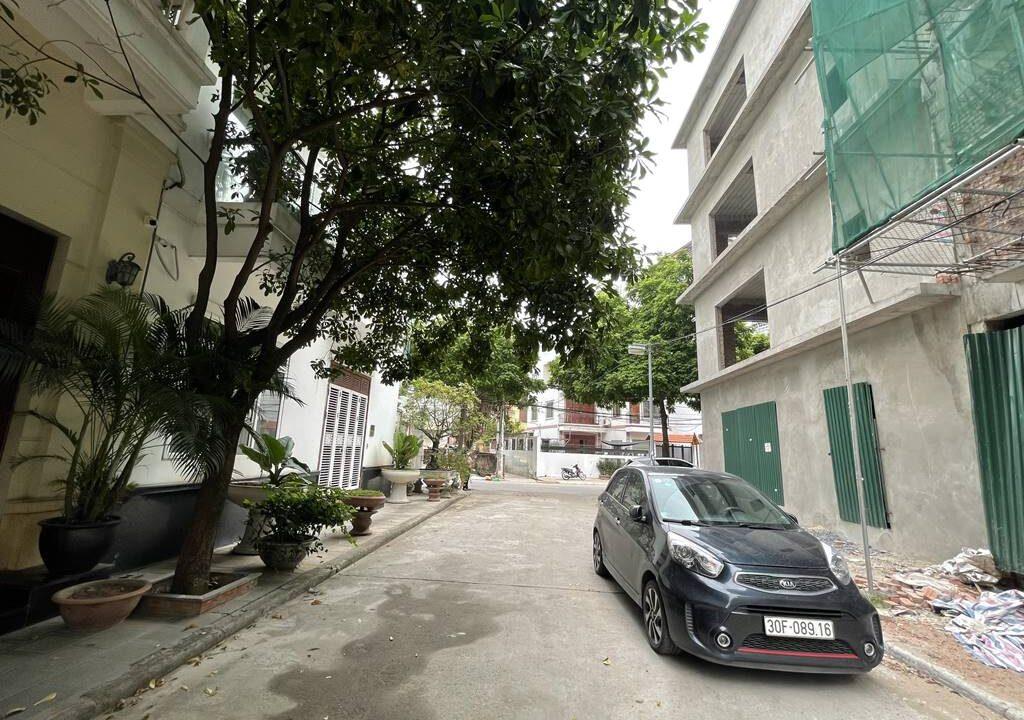 Bán nhà Phú Thượng Tây Hồ, ngõ rộng, ô tô đỗ cửa (8)