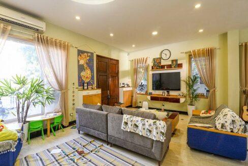 Biệt thự Anh Đào cho thuê Vinhomes Riverside (3)
