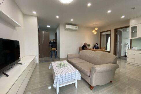 Bán căn hộ nhìn sân golf Ciputra, tòa L3, 72m2, 2 ngủ đủ đồ (3)