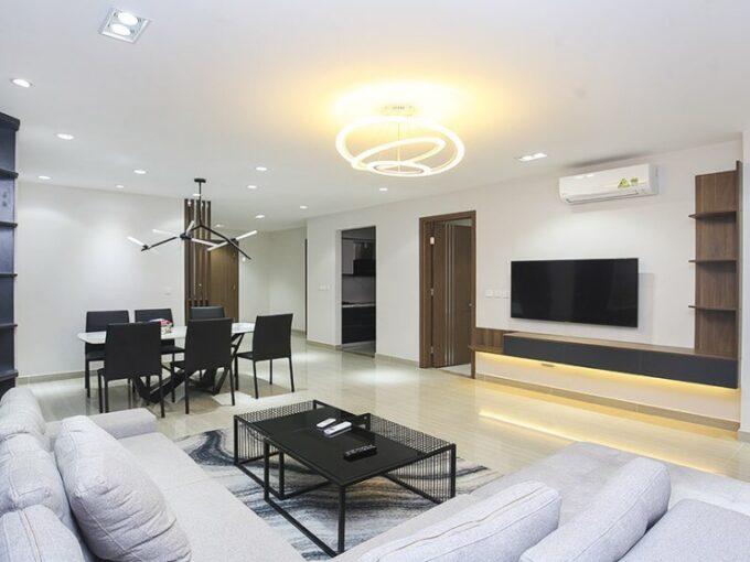 Cho thuê chung cư cao cấp Ciputra L5, 3 Ngủ 2WC (1)